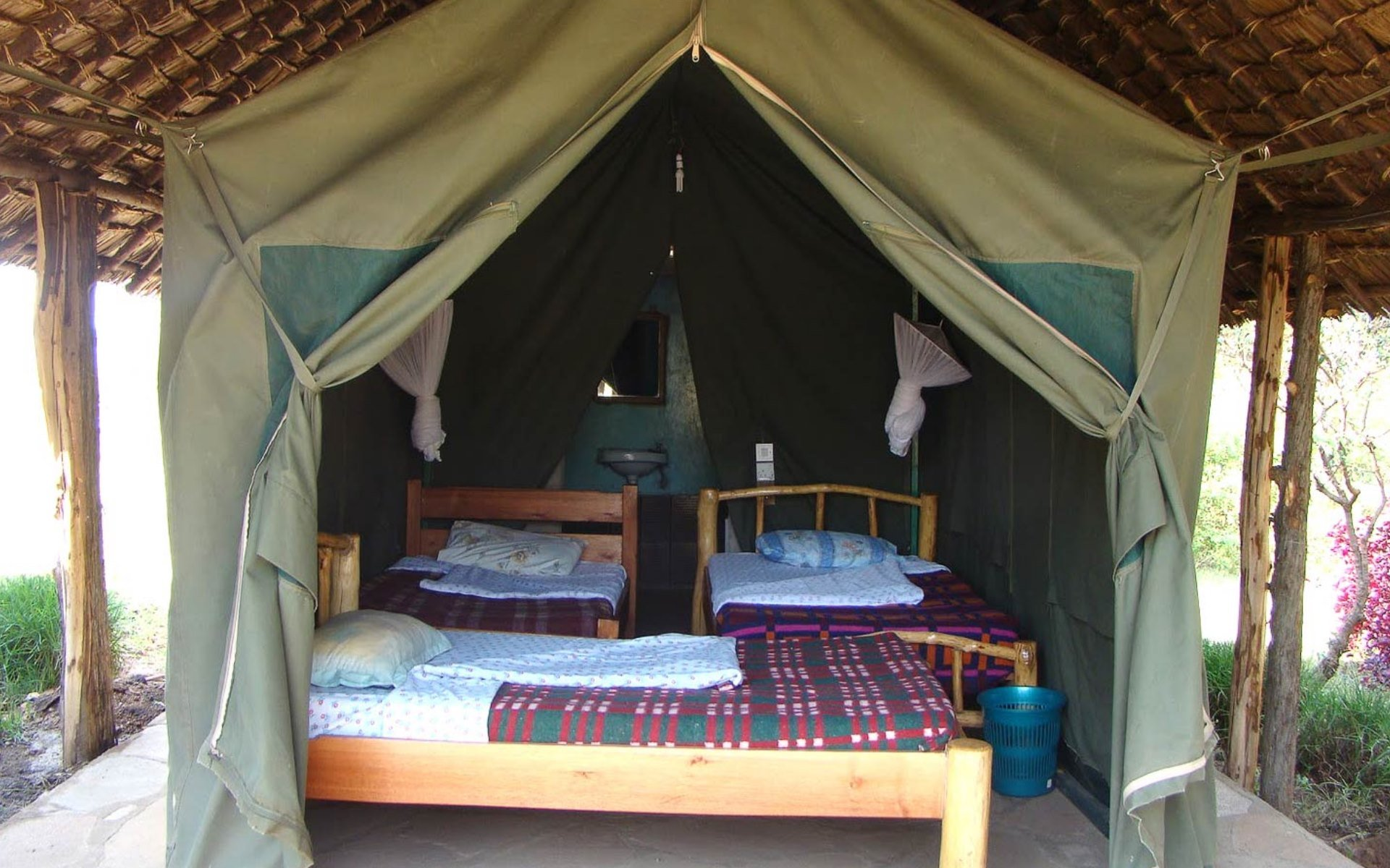 5 boutique safari camps in Kenya to unwind In: Kalacha Camp