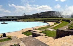 The Olkaria Geothermal Spa is the latest attraction in Naivasha and is proving a crowd puller as visitors go to enjoy nature's therapeutic treatment.