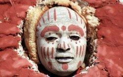The Kikuyu, are said to have been founded by a man called Gikūyu. Ngai, the Kikuyu god, took Gikuyu to the top of Kirinyaga and gave him, Mumbi, his wife.
