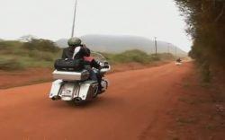 When 46 Harley Bikes Roared into Kenya