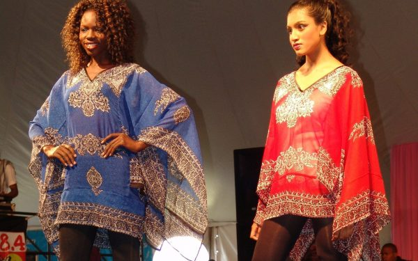 First Nairobi Fashion Market Ends Spectacularly