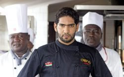 Renowned celebrity Chef, Chef Ali has partnered with Slujan Events, organiser of the Kenya Hospitality Trade Fair (KHTF) to bring the premier Chef's Corner.