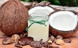 The history of the coconut is as 'tasteful' as the fruit. The name is derived from the Iberian word 'El Coco' referring to a mythical hairy monster.