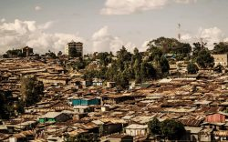 This is Kibera – Africa's second largest slum and an increasing centre of attraction for a new emerging kind of tourism dubbed slum tourism.