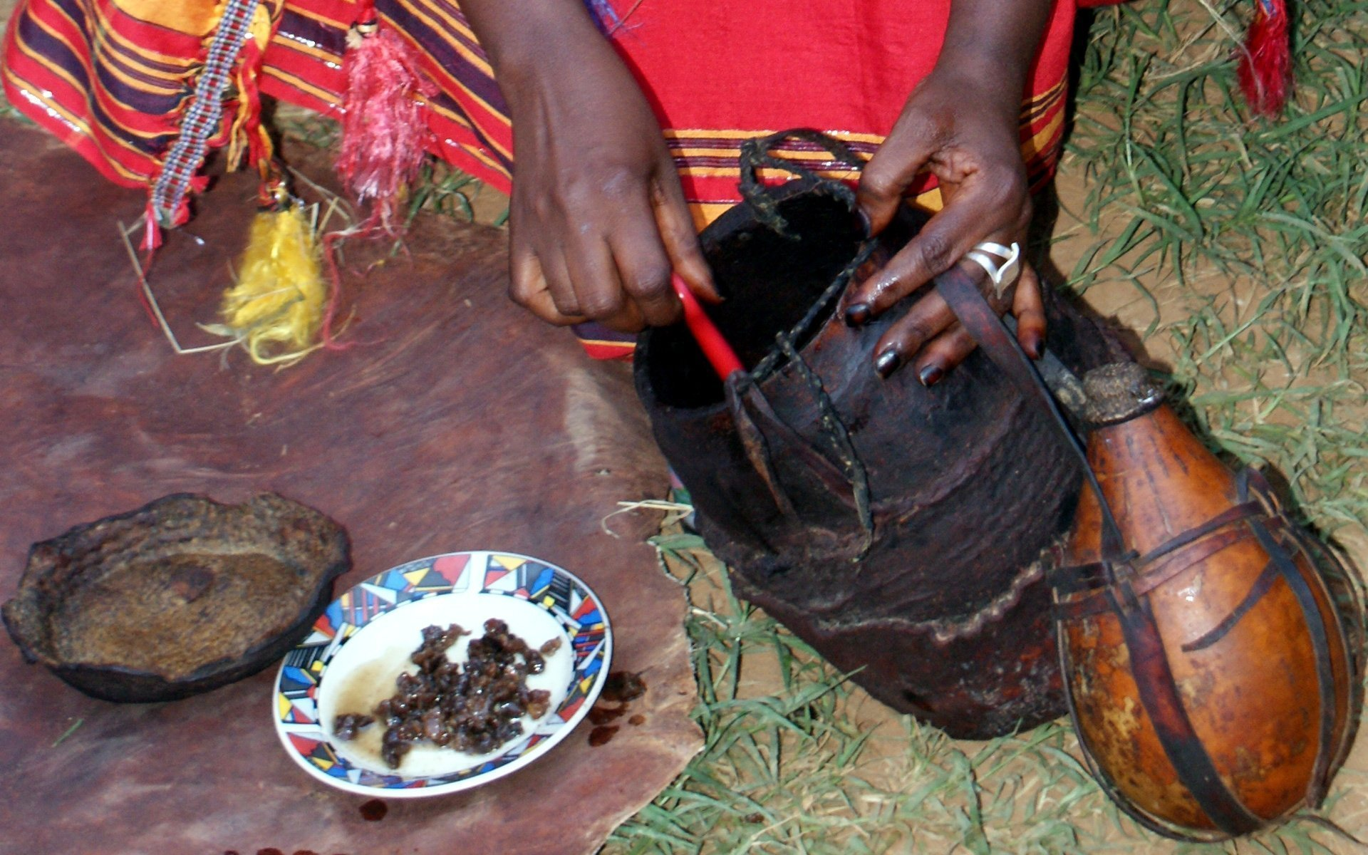 2 Ways you can preserve food in Northern Kenya: Nyirnyir
