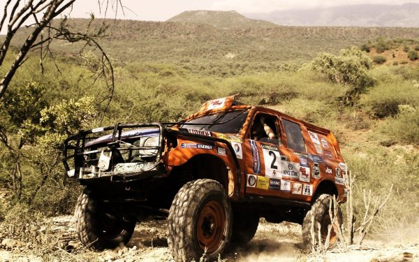The Rhino Charge 2011 is here and the rugged Tugen hills in Baringo, play host to this event rated one of the toughest motor challenge event in the world.