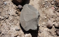 Turkana is still revealing ancient secrets of life millions of years old. Researchers came upon stone-age tools over 3 million years old in Lomekwi.