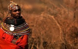 The Rendille call themselves 'Holders of the Stick of god' and traditionally live in one of Kenya's most arid and unforgiving regions, the Kaisut Desert.