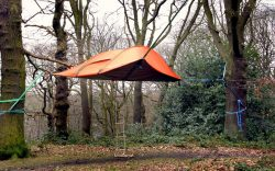 The Tentsile Stingray tree house tent is, perhaps, the most spectacular innovation in camping gear since the advent of solar-powered tents and this is why.
