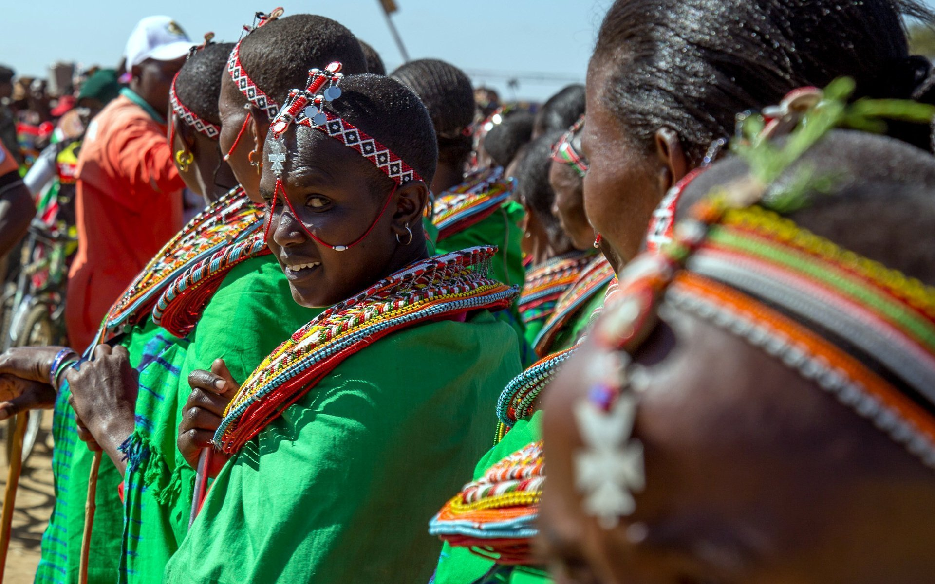 As there are no caves in present-day Turkana-land (at least east of the Ugandan border), the Turkana must have migrated from elsewhere.