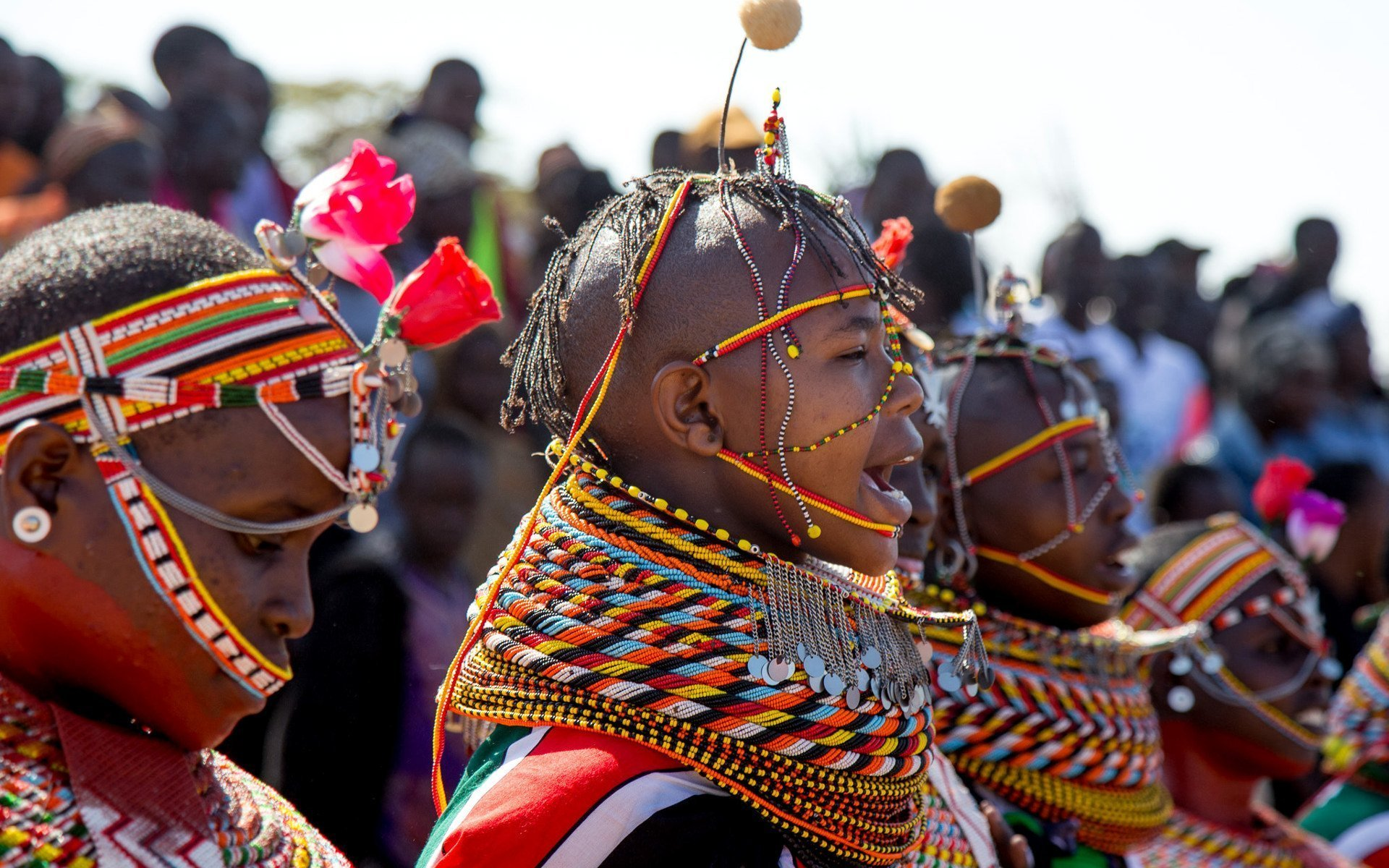 It was Nayece, according to legend, who gave the Turkana fire and taught them how to cook.