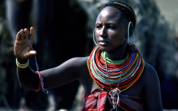 The El Molo, also known as Gurapau or 'people of the lake', are the smallest tribe in Kenya with very few pure El Molo existing today.