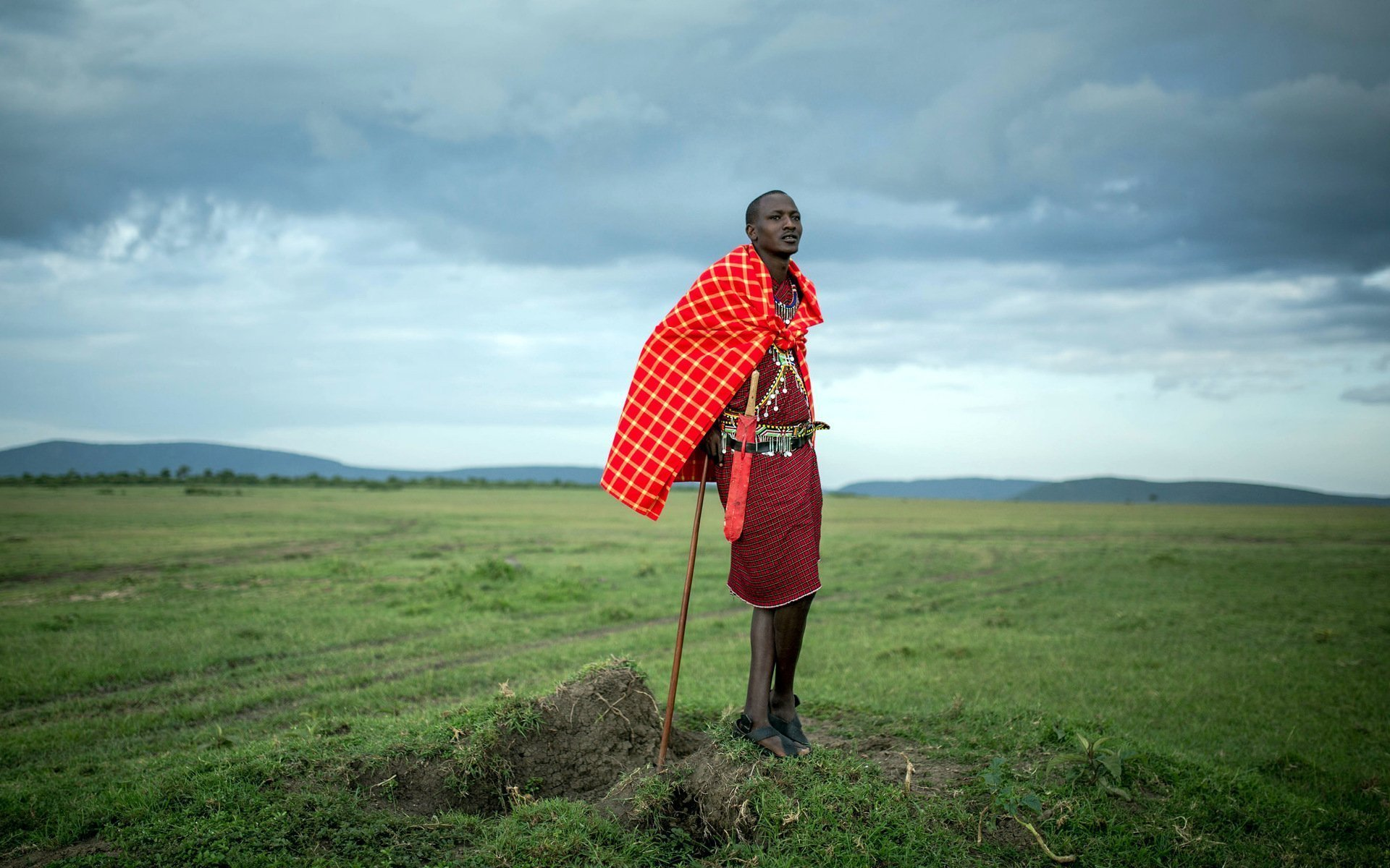 Some scholars believe the Maasai are the living remnants of Egyptian civilisation.
