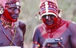 The origin of the Maasai is as intriguing as their culture and lifestyle. Some even say they may be one of the lost tribes of Israel!