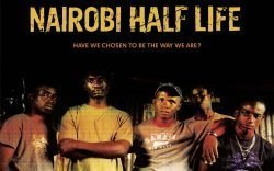 Nairobi Half Life is a film about a young aspiring Kenyan actor who dreams of making it big in the city but he discovers why it is nicknamed 'Nairrobery'.