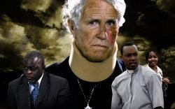 Rugged Priest is a film based on a true story about a Catholic priest who is killed for talking about the injustices of the high and mighty in a nation.