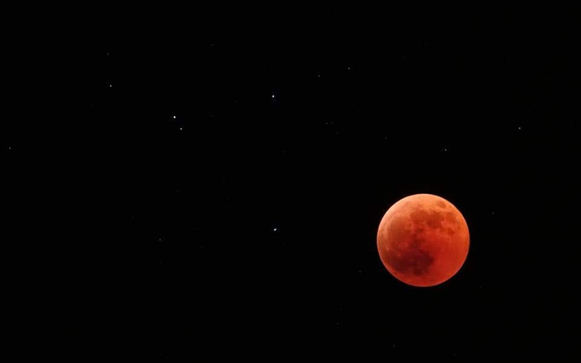 2018 Total Lunar Eclipse Blood Moon