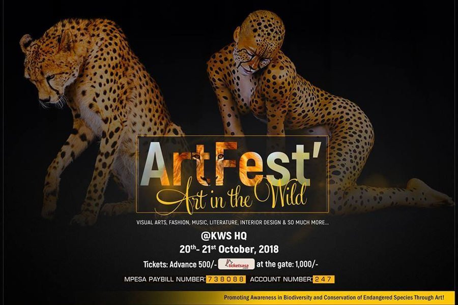 ARTFEST - ART IN THE WILD [4TH EDITION]