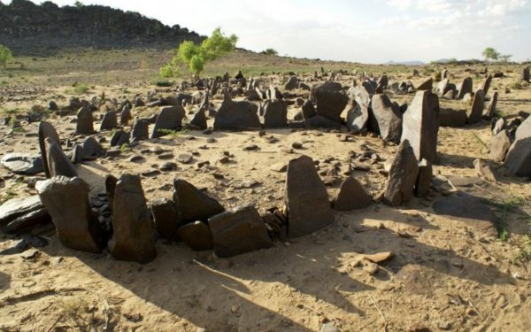 Namoratunga consists of 19 pillars surrounded by over 20,000 stones that are as mysterious as they are ancient. It has been called the African StoneHenge.