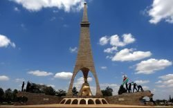 Uhuru Gardens are an iconic memorial public park that holds a special place in Kenyan history. The park is also the largest in Kenya.
