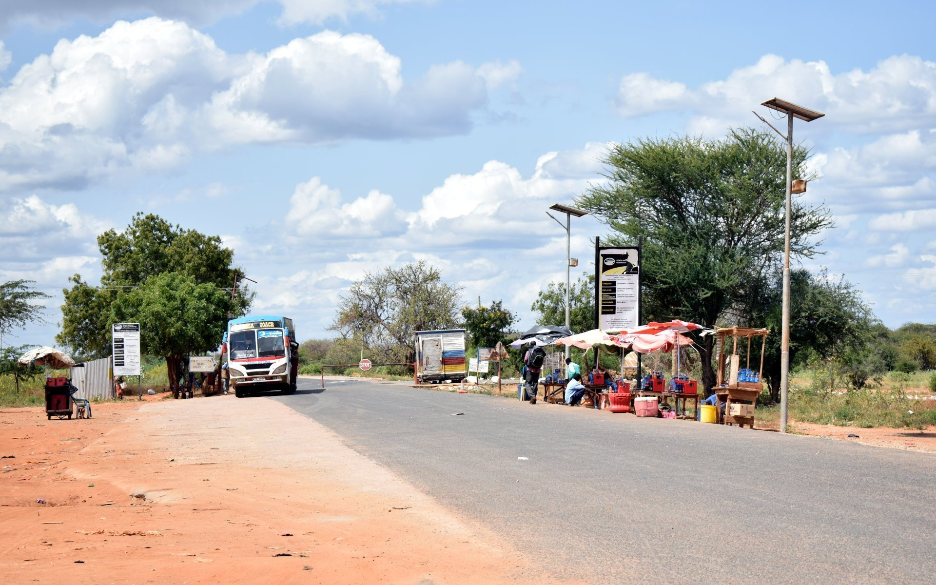 Ukasi town where the terrible fly has been spotted in the past.
