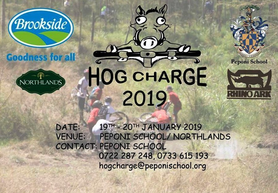 HOG CHARGE 2019
