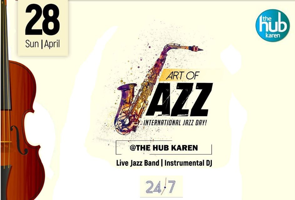 ART OF JAZZ - INTERNATIONAL JAZZ DAY