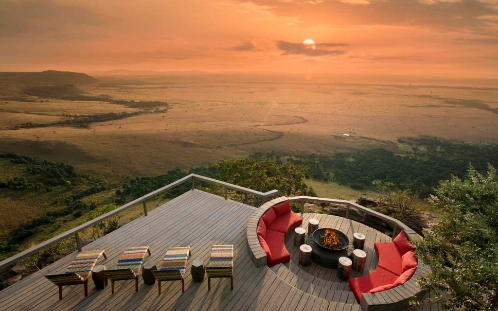 After trying for the last 3 years, Angama Mara has finally become Kenya's leading tented safari camp in this year's World Travel Awards.
