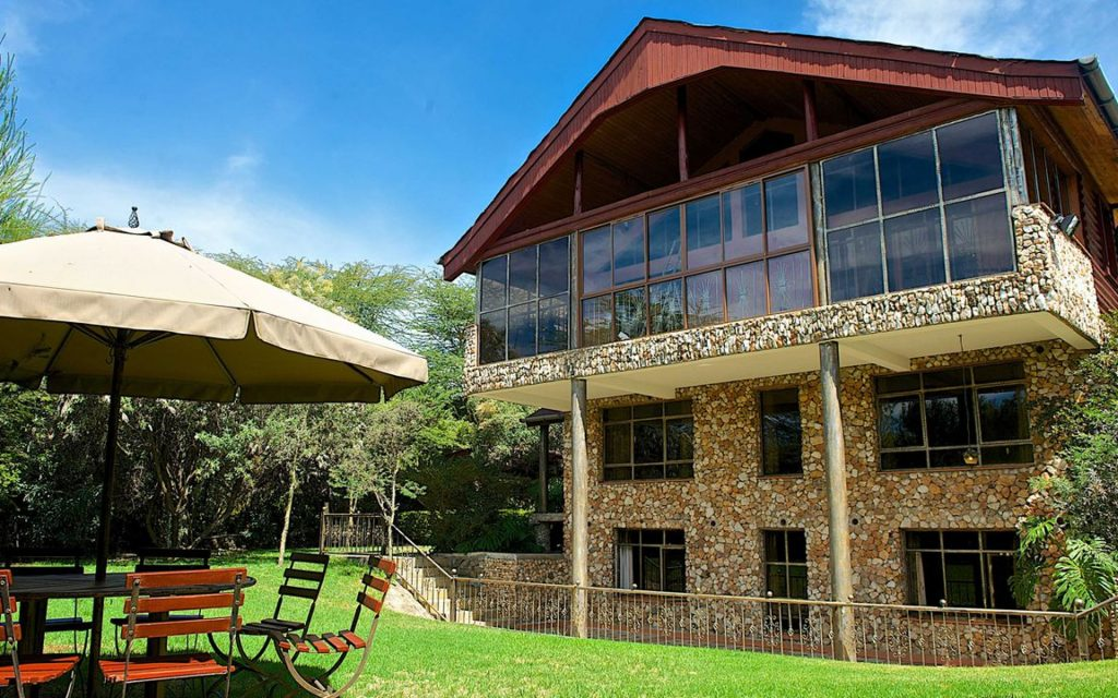 The Great Rift Valley Hotel won the 2019 World Travel Awards in the Kenya's Leading Resort category.