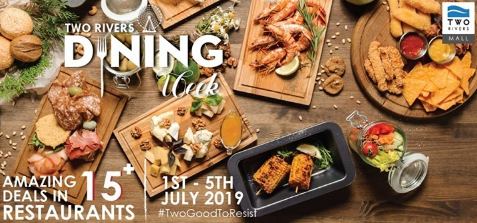 TWO RIVERS DINING WEEK