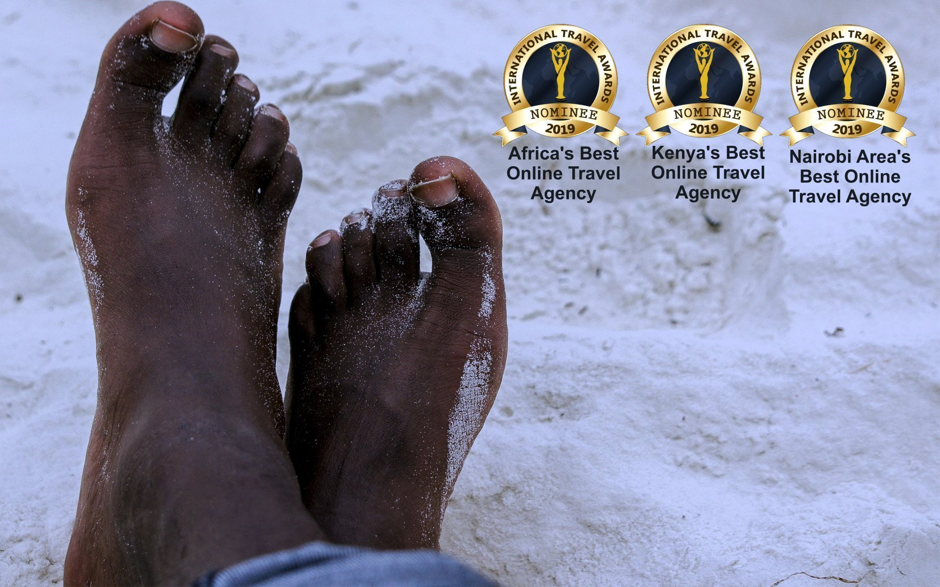 When we got a triple nomination at the 2019 International Travel Awards, including Africa's Best Online Travel Agency, we reflected on humble beginnings.