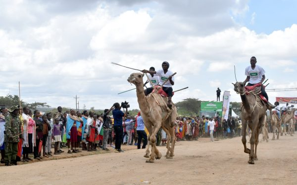 The 30th edition of the Maralal International Camel Derby, which started 3 days ago, came to an end in a showcase of song and dance from the Samburu.