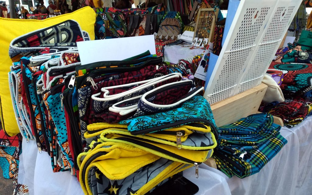 Treasures of Kenya market which had been offering MKTE visitors with the opportunity to own a piece of Kenya through their artefacts made by artisans from Kenya.