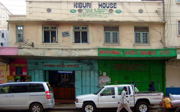 Kiburi House deserves better because it was the first building in Kenya to be owned by Africans. Today it is a neglected monument in great need of some TLC.