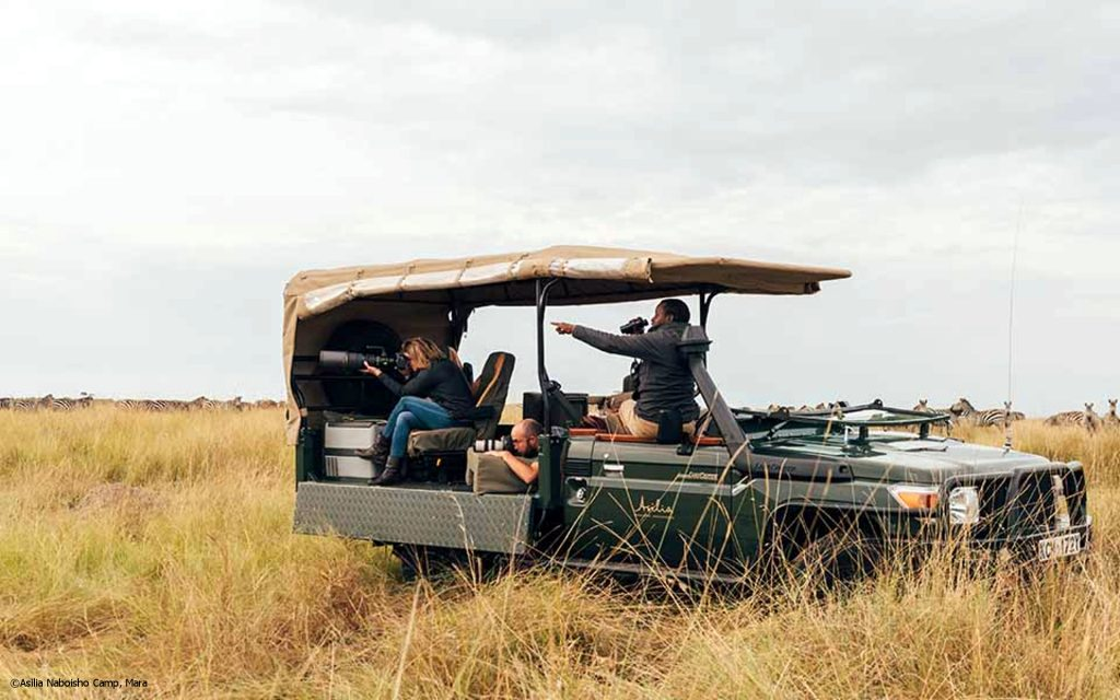 Driving Safaris are the most common type of Safari. Perhaps because it was the very first type of Safari to exist.