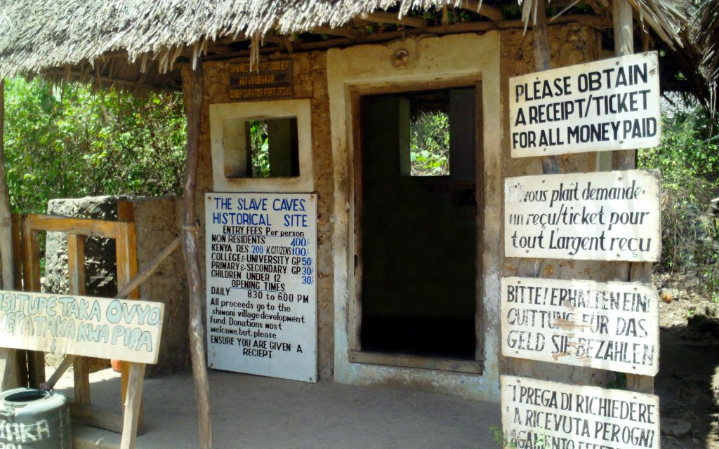 The Shimoni Slave Caves came into existence, thanks to years of lime and water erosion. Initially, they acted as hiding spots among the warring tribes, and some parts were shrines and places of worship.