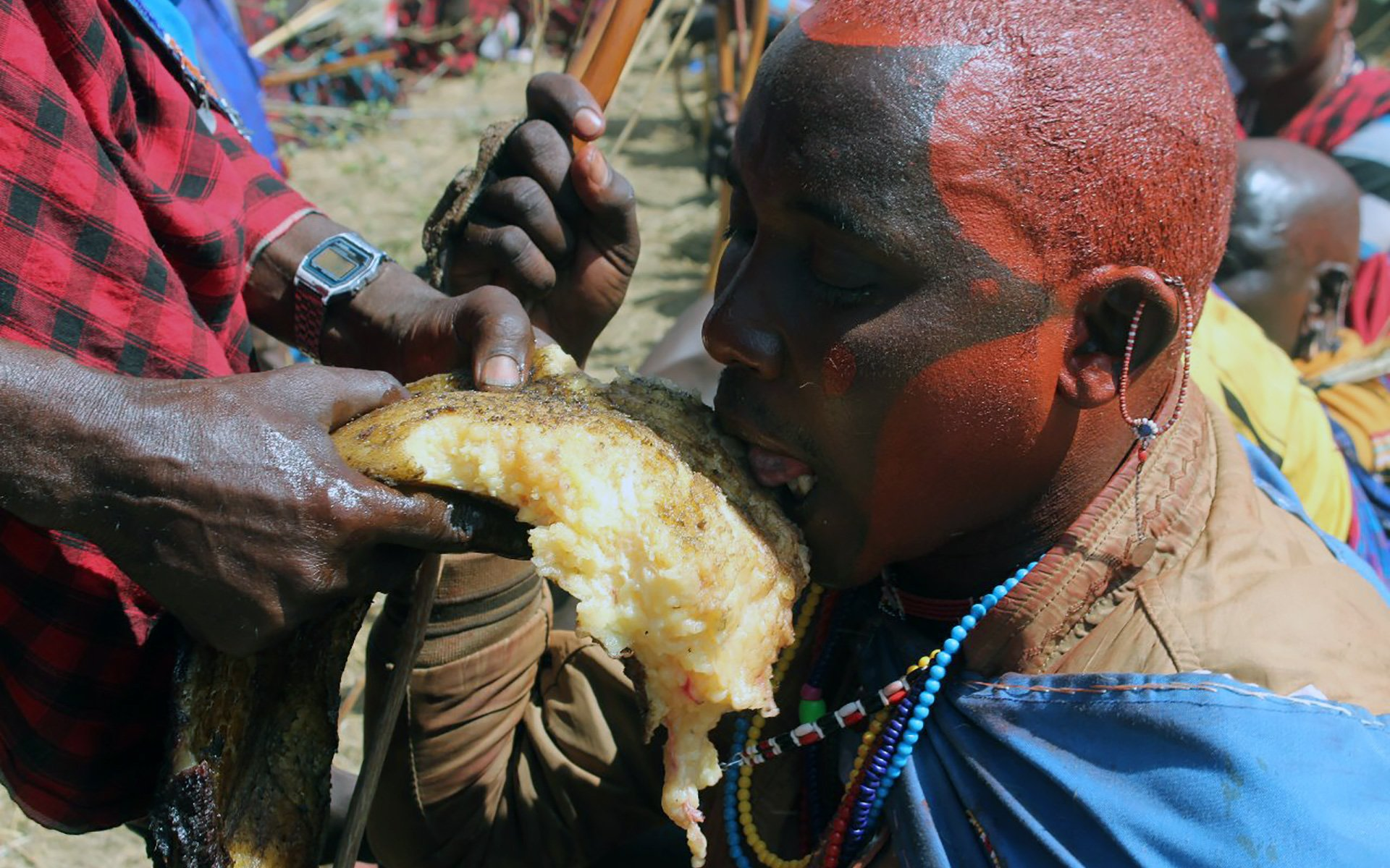 The three Maasai rites of passage are so culturally significant that they have found a place on UNESCO's List of Intangible Cultural Heritage in Need of Urgent Safeguarding.