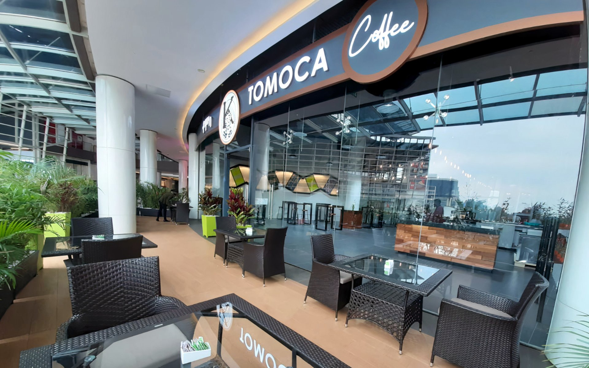 Tomoca Coffee Comes to Kenya